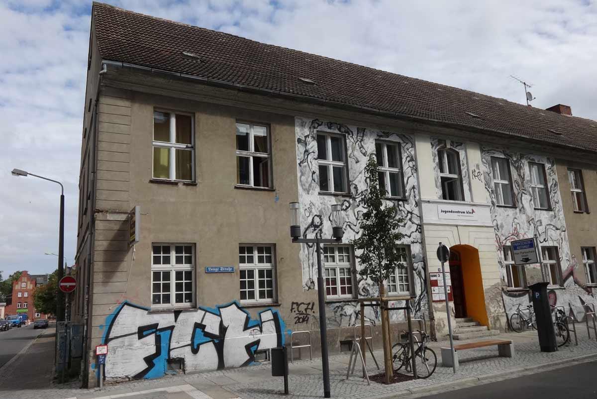 Das Jugendzentrum Klex in Greifswald