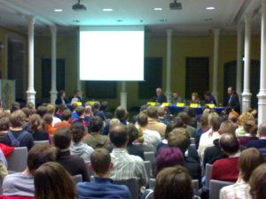 Oberbürgermeisterwahl 2008: KandidatInnen im Gespräch