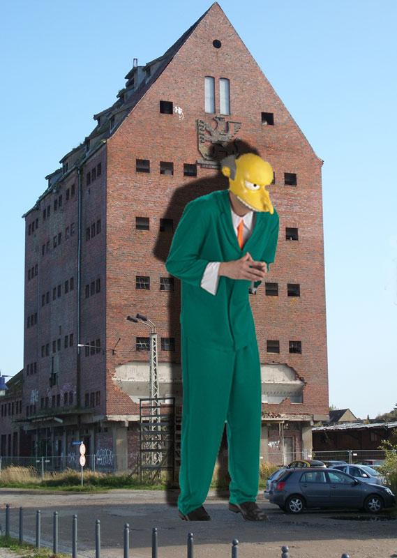 Die Greifswalder Einkaufstour des Immobilienmagnaten Douglas Fernando