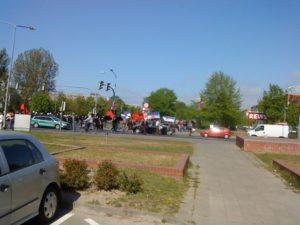 Eilmeldung: Neonazi-Spontandemo in Schönwalde