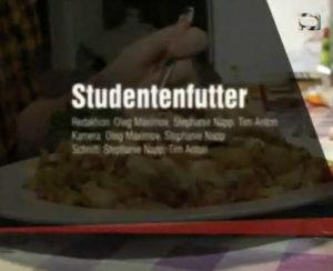Die Novembersendung von Moritz TV